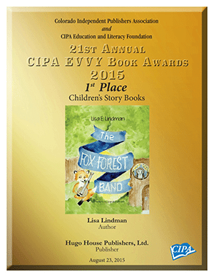 FoxForestBand-1stPlace-ChildrensStoryBooks-CIPA-EVVY