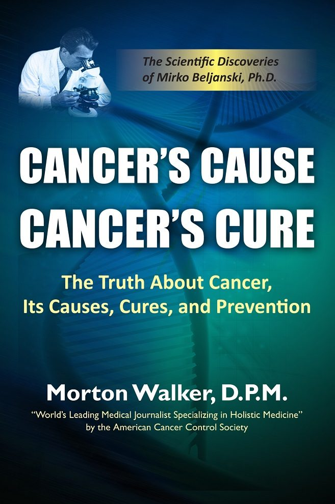 Cancer's Cause, Cancer's Cure
